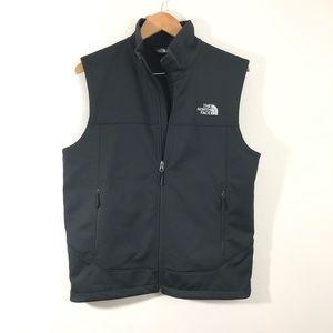 The North Face Tech Black Zip Vest M